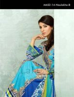 Mashaal Lawn Vol:2 2014 By Lala