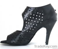 2012 HOT SALE Genuine leather latin shoes Salsa shoes Tango shoes