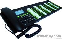 Advanced Business IP Phone with 5 Sips and PoE optional