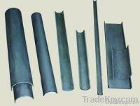 Sell SiC Ceramic Burner, rollers, Tube, Plate, beams, liner bushing