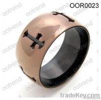 hot sale men rings with plated, brand new 2012 for men jewelry