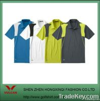2012 Popular Custom Sport Shirts, accepted embroidery and printed logo