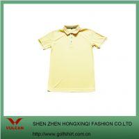 Plain Men Golf T shirt with Printings