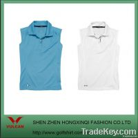 DRY FIT Ladies sleeveless sport shirts