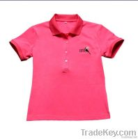 fashionable golf t-shirt with with good quality