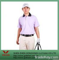 Men Golf Top Clothing (100% Pima Cotton)