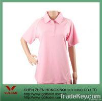 Ladies Dri Fit Sports T Shirt