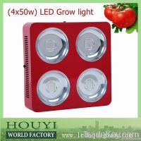 Factory promotion full spectrum 200w led grow lights for mariajuana