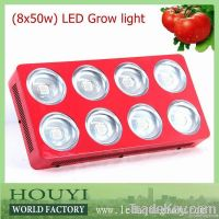 Increase output 15% full spectrum 400W LED grow lights