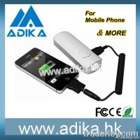 Power Bank with Professinal Flashlight LED