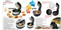 2 in 1 Halogen Oven and Griller