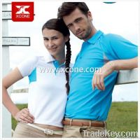 190G dry fast functional sports polo clothes