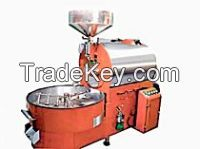 Commercial coffee roaster 40 kg / batch