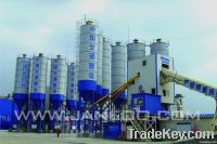 Stationary and Mobile concrete Mixing Plant