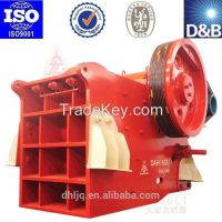 high performance aggregate crushing plant jaw crusher machine PEV600*900 dahongli stone jaw crusher