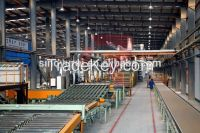 28 years 2million sqm/year pvc faced gypsum board production line