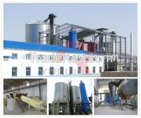 professional mini new type gypsum powder production equipment
