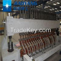 Automatically 5-12mm wire mesh welding machines made for protecting fence mesh sheet