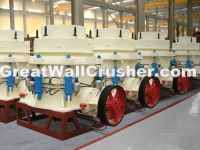 HCC Hydraulic Cone Crusher