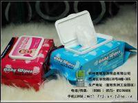 20pcs organic alcohol free baby wipe tissue