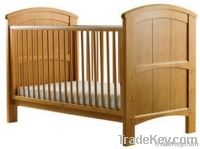 Solid Wooden Cotbed
