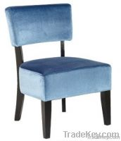 KD Low Price Fabric Dining Chair