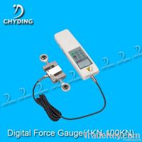 digital push pull force gauge