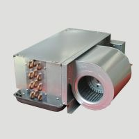 air conditioner horizontal concealed fan coil unit