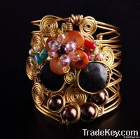 "Statement Cuff (""Egyptian Princess"")"