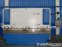 NC hydraulic press brake HPBK-100/3200