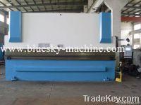 CNC electro-hydraulic synchro press brake HPBE-200/5000