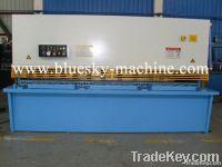 hydraulic swing beam shearer HSSY-16X3200