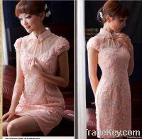 cheongsam evening dress