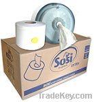 Sosi Centerfeed Toilet Paper
