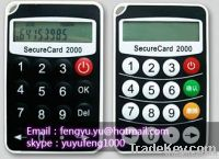 one time password-SecureCard2000