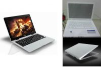Win 7,13.3   Wide Screen 1280 * 800 WiFi Laptop,Atom N570 CPU Dual-Core 1.66g+2GB DDR3+250g HD,Bluetooth,3G