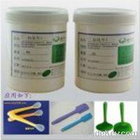 Silicone to plastic bonding adhesive, silicone to metals bonding