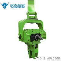 Hydraulic Excavator Vibratory Hammer