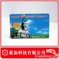 HOT !!! contact IC card