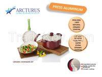 Aluminum cookwares