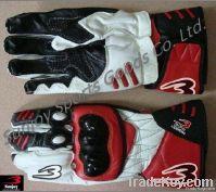 2012 Latest Design Full Finger Motorcycle Gloves