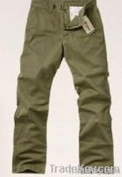 Casual mens pants