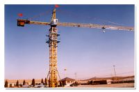 selling self-rising tower crane