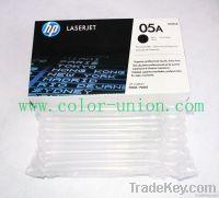 original HP laserjet printer cartridge CE505A