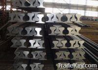 used steel rail
