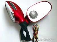 Motorcycle Rearview Mirrors with MP3 Funtion