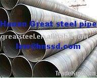 API 5L X60 PSL2 LSAW STEEL PIPES