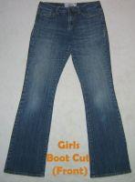 Denim Jeans -(Refurbish A Quality)