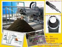 cow Manure dewater machine