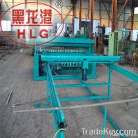 Numeric Control Mechanic Welded Mesh Panel Fence Machine